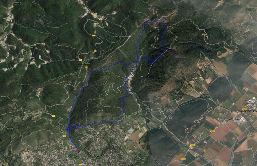 parcours 12 km modifié